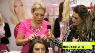 Worldwide Style TV Meet Frankie Essex Hair Thumbnail