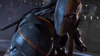 Arkham Origins - Deathstroke (Hard/No Damage/No Hints)