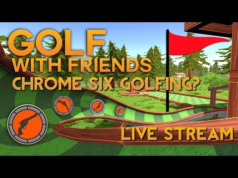 Golf With Your Friends with Pho3nix and Gravity  | #SupportSmallStreamers