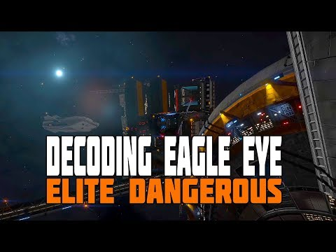 Elite Dangerous - How to Decode Eagle Eye - The Secret Message