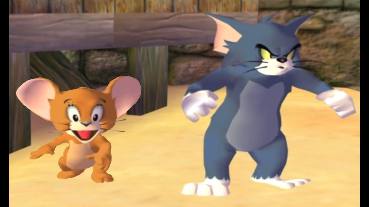 Tom and Jerry War of the Whiskers - Tom and Jerry vs Monster Jerry vs Butch vs Nibble Adventure Fun