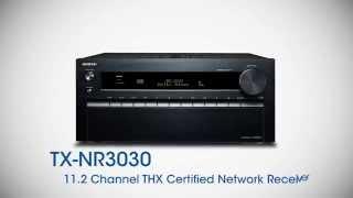 onkyo tx nr3030 network a v receiver