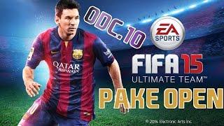 FIFA 15 | PakOpening | #10 | NIENAWIDZĘ! EA!