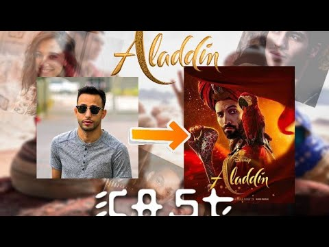 Aladdin 2019 Cast | Now Showing In Theaters