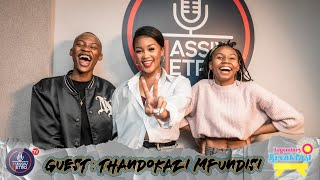 Thandokazi Mfundisi talks entering pageantry by mistake, Miss SA, Content Creation and more