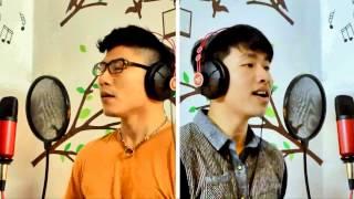 陶喆ft盧廣仲- 那個女孩( covered by MauMau 志遠 潮哥)