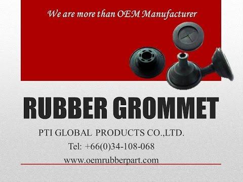 Custom Rubber Grommet : Thailand Manufacturer