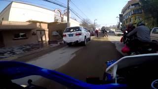 Thug liFe Nepal Traffic (CrossFire XZ250RR)