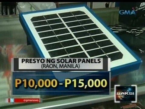 Saksi: Ilang energy solutions sa Raon, Maynila, patok ngayong kabi-kabila ang brownout
