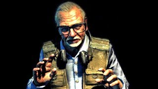 "RIP GEORGE ROMERO. Call of Duty Black Ops Zombies ""Call of the Dead"" Gameplay"