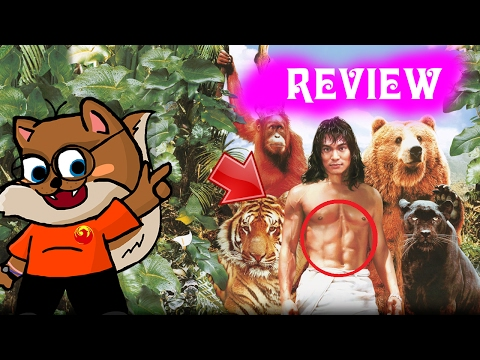 Squirrely Reviews: THE JUNGLE BOOK (1994)
