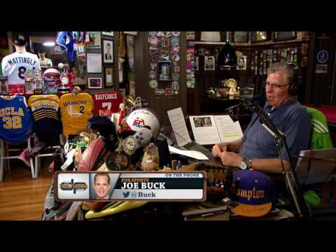 Fox Sports' Joe Buck Discusses On-Air GF Mix-Up, Calling Live Sports, and more (6/19/17)
