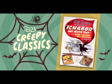 Download D23 Creepy Classics: The Adventures of Ichabod and Mr. Toad