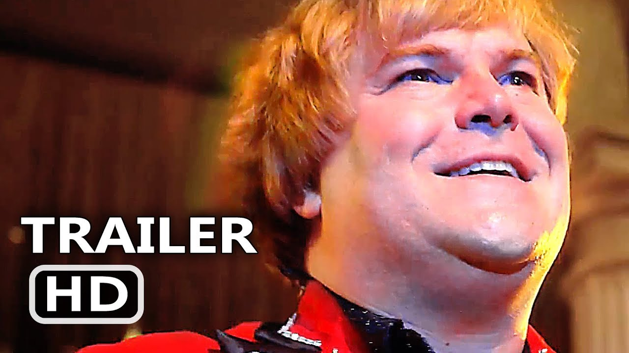 Movie Poster 2019: THE POLKA KING Official Trailer (2018) Jack Black Movie HD