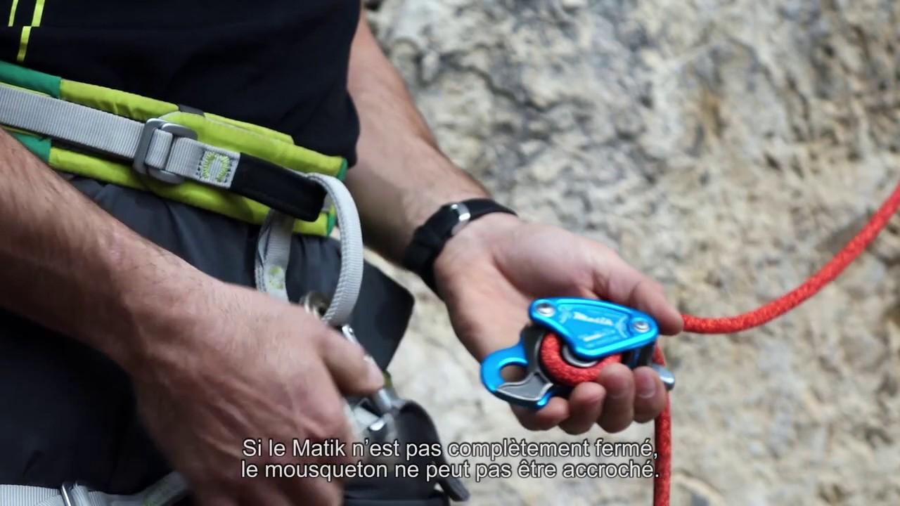 Climbing Technology Assureur//Descendeur Doble