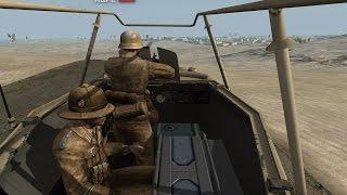 ОЧЕНЬ КРУТОЙ МОД ПРО ВТОРУЮ МИРОВУЮ ВОЙНУ для Игры Battlefield 2 ! Forgotten Hope 2