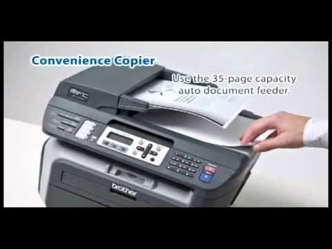 mfc 7840w brother all in one wireless printer laser multi rh youtube com brother printer mfc 7840w user manual Brother Printer MFC-7840W Wireless Setup