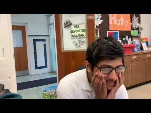 Issachar's Jokes at Bishop Maginn High School