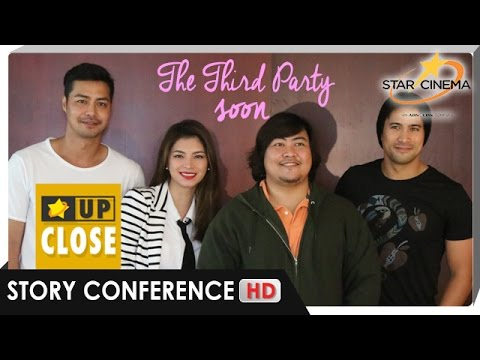 Story Conference | 'The Third Party' | Angel Locsin, Zanjoe Marudo, Sam Milby