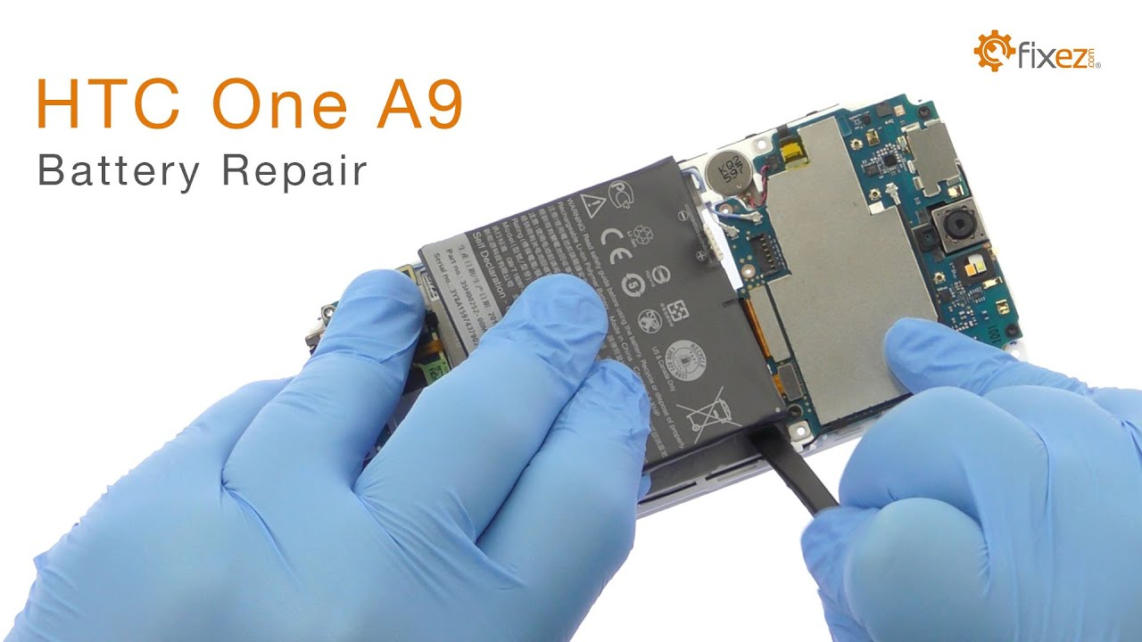 uk availability bcd36 edce7 HTC One A9 Battery Repair - Fixez.com