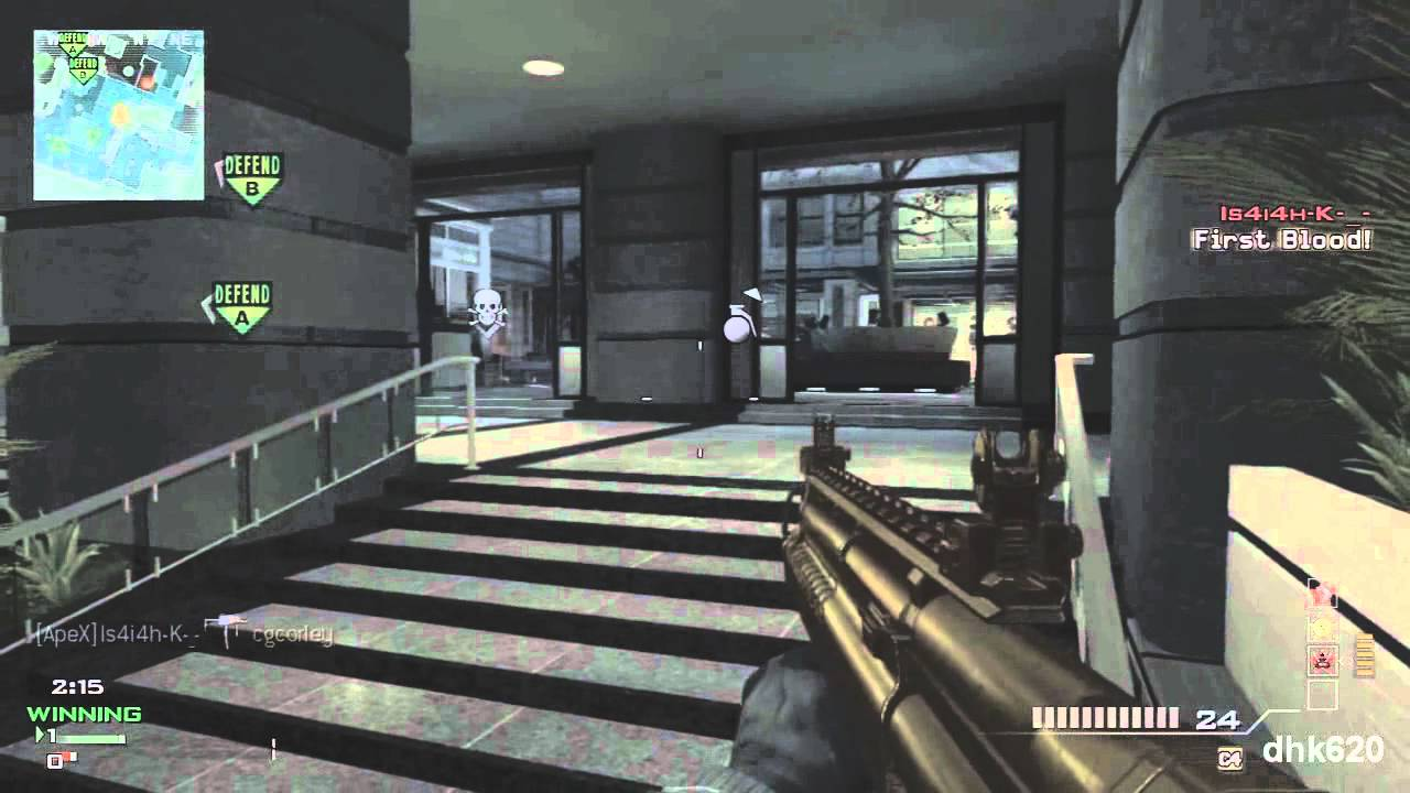 MW3 | SnD Breakdown/Tips & Tricks for Arkaden (19-2) - Second video in this series, if we could get 25 likes on this I'd know you guys want more. Enjoy & Happy Monday.
