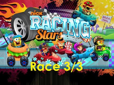 Nick Racing Stars Race 1 3