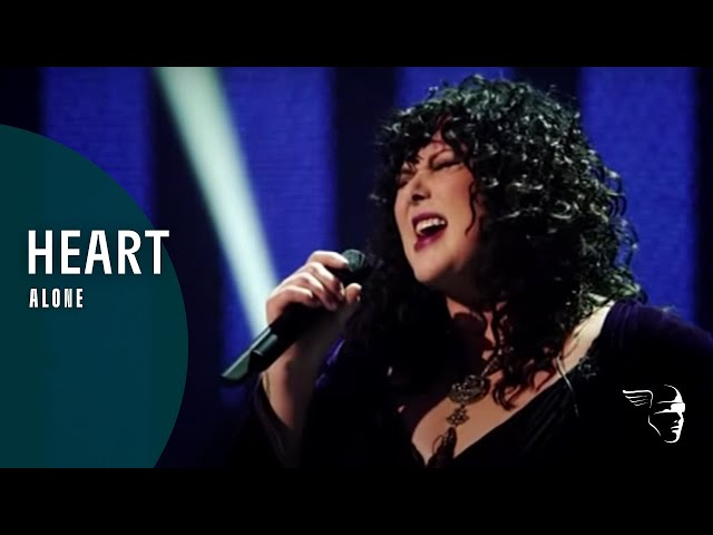 "Heart - Alone (From ""Night at Sky Church"" DVD & Blu-Ray)"