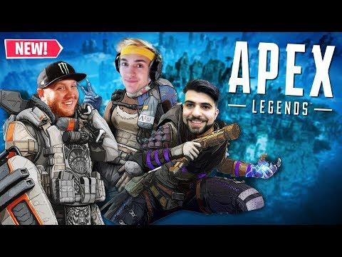Will Apex Legends Kill Fortnite? ft. Ninja and Timthetatman