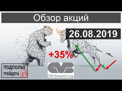 Обзор акций: CVB Financial Corporation (CVBF)
