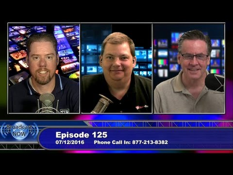 """""""Wirecast 7 is Here"""" Broadcast Now Episode 125"""