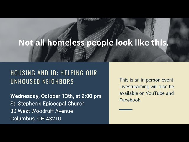 Forum on Affordable Housing and ID