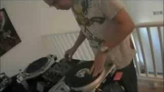 DJ ANDREW B on tha kut