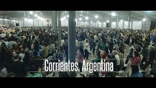 Holy Spirit and Miracles in Corrientes, ARGENTINA!