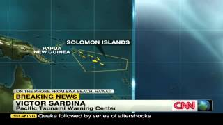 5 dead after powerful quake strikes in South Pacific