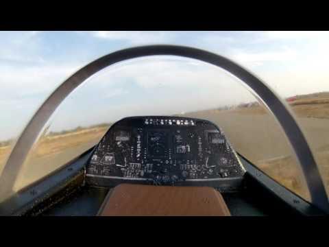Inside rc jet turbine  hsd super viper in falcon runway kuwait