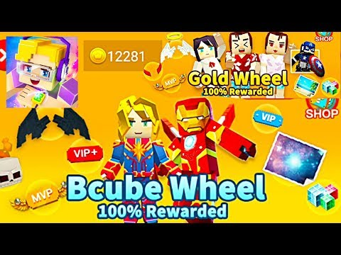Blockman GO - OPENING LONG AWAITED ROULETTE, NEW UPDATE (Android Games Top)