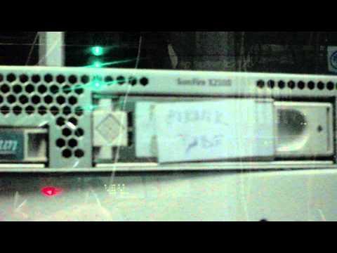Datacenter da bir gün (Grid telekom)
