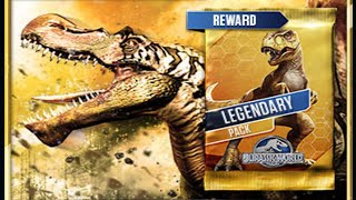 Jurassic World™ The Game: Legendary Pack Challenge Week Victory