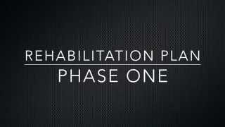 Achilles Tendon Rupture Rehab Plan