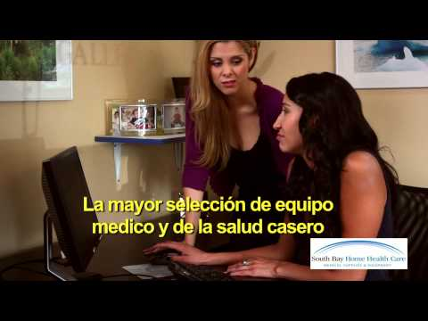 South Bay Home Health Care - Spanish Image