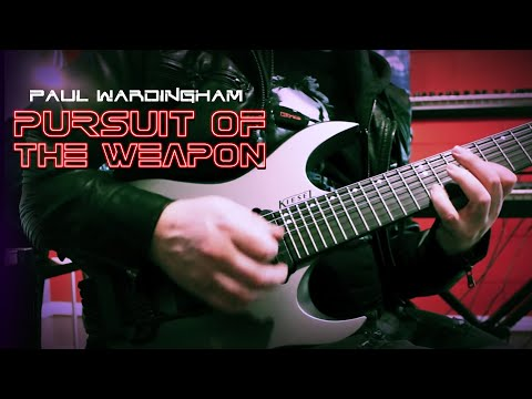 New 'PURSUIT OF THE WEAPON' in-studio playthrough