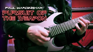 PAUL WARDINGHAM | Pursuit Of The Weapon [In-Studio]