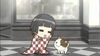 【PV】異国迷路のクロワーゼ The Animation 第4弾PV(ねこ編) 異国迷路のクロワーゼ 検索動画 31
