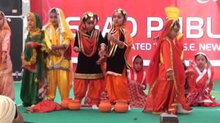 Aisa Desh Hai Mera Choreography 2013-14