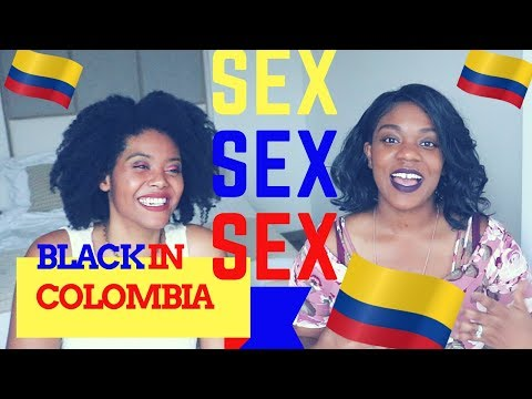 COLOMBIA TRAVEL: BLACK AMERICAN WOMEN TRAVEL ABROAD TO DO WHAT?!?! | Myths About Why We Travel