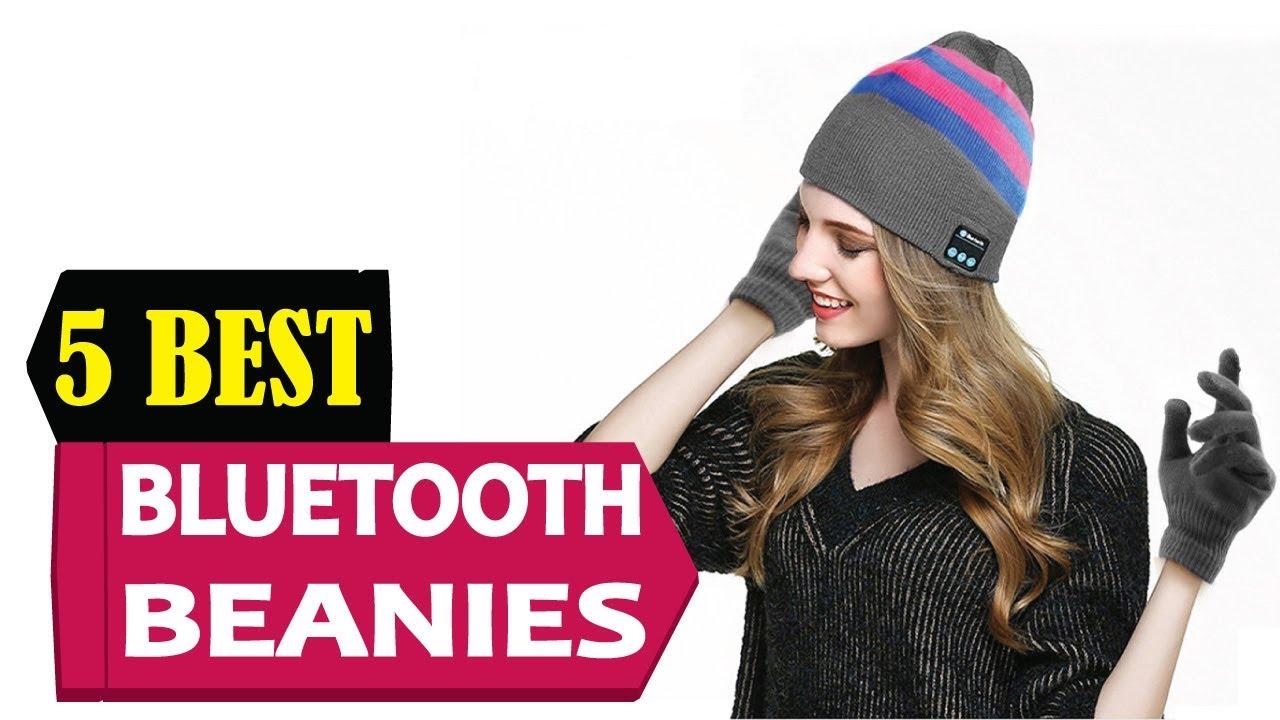 160a57e189277 5 Best Bluetooth Beanies 2018