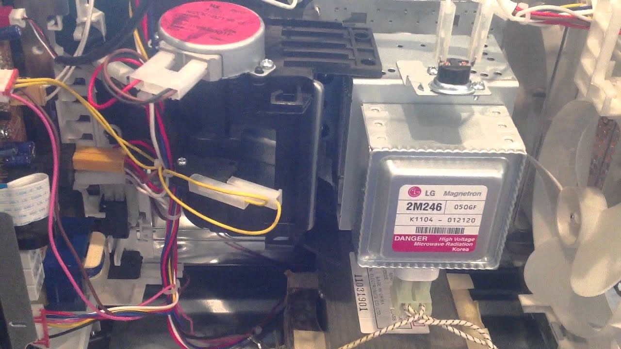Ge Profile Microwave Repair Ge Profile Microwave Repair Magnetron Stays On Part 1 Peb1590sm2ss