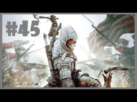 Assassin's Creed III Remastered | Chasing Lee | Sequence 12 Part 2 The End |