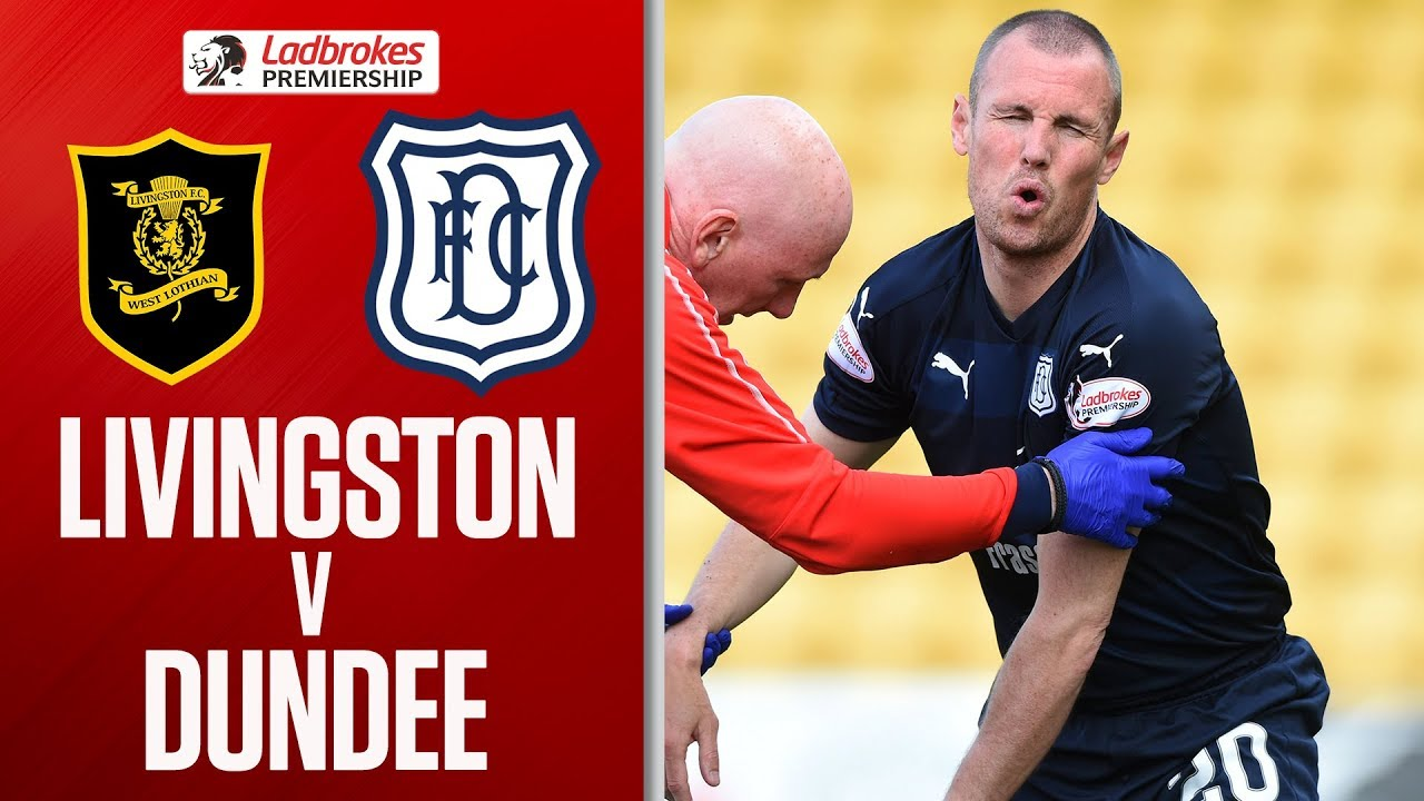 Download Livingston 0-1 Dundee | Livi Sunk by Former Player-Manager Miller! | Ladbrokes Premiership