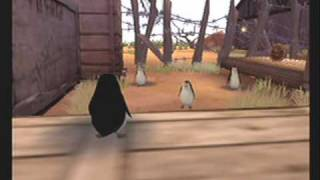 Madagascar 2 Playstation 2 Penguin Caper Part 1